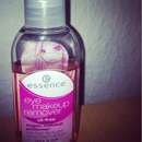 essence eye makeup remover oil-free