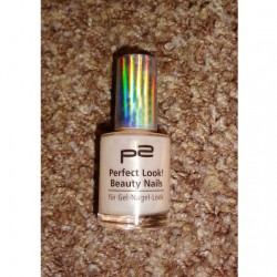 Produktbild zu p2 cosmetics Perfect Look! Beauty Nails – Farbe: 030 apricot style