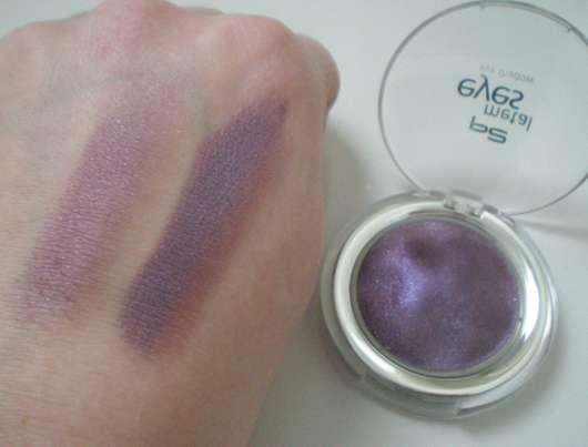 p2 metal eyes eye shadow, Farbe: 030 violet dragonfly