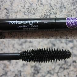 Produktbild zu Misslyn Perfect Look Mascara – Farbe: 1 Black