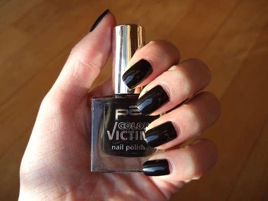 test nagellack p2 color victim nail polish farbe 500 eternal testbericht von justsmile. Black Bedroom Furniture Sets. Home Design Ideas