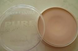 Produktbild zu Maybelline New York Pure Powder Matte Finish – Farbe: 033 amber beige
