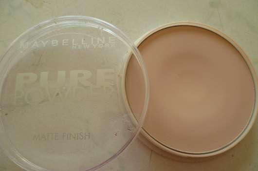 Maybelline Pure Powder Matte Finish, Farbe: 033 Amber Beige