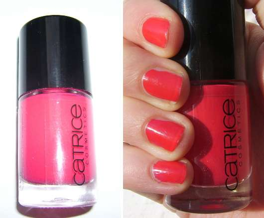 Catrice Ultimate Nail Lacquer, 360 Raspberry Fields Forever