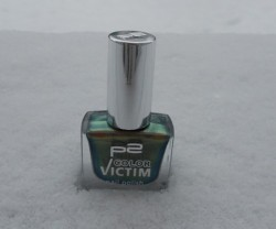Produktbild zu p2 cosmetics color victim nail polish – Farbe: 860 ready to rock!