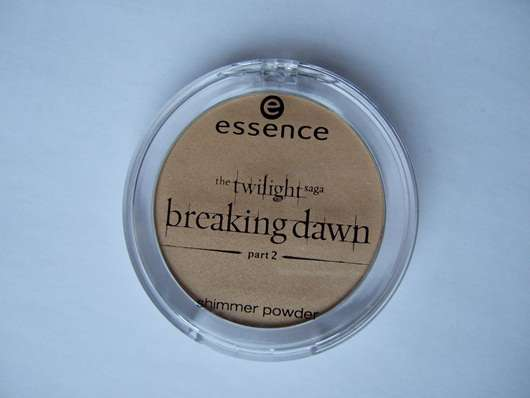 essence the twilight saga: breaking dawn – part 2 shimmer powder, Farbe: 01 bella's secret (LE)