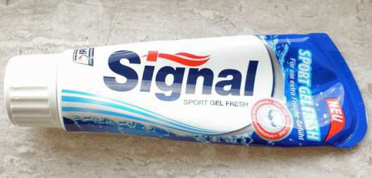 Signal Sport Gel Fresh Zahncreme