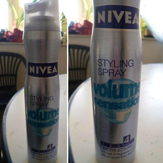 Nivea Volume Sensation Styling Spray