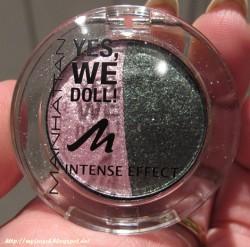 Produktbild zu MANHATTAN Intense Effect Eyeshadow – Farbe: 02 Prima Ballerina (LE)