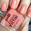 p2 color victim nail polish, Farbe: 850 wow, wow, wow!