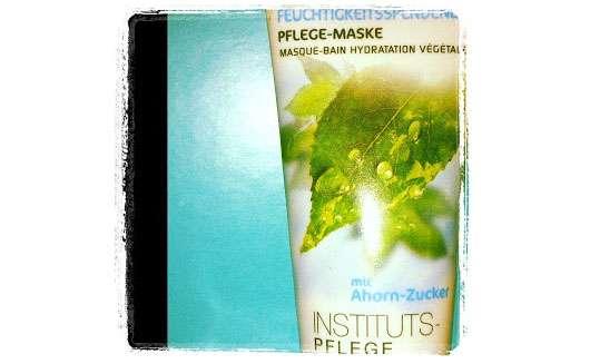 Yves Rocher Feuchtigkeitsspendende Pflege-Maske mit Ahorn-Zucker