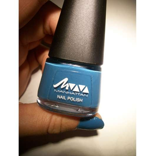 Manhattan & Viva Collection Nail Polish, Farbe: 6 (LE)