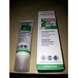 Produktbild zu LOGONA Feuchtigkeitsfluid Bio-Minze (unreine Haut)