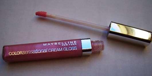 Maybelline Color Sensational Cream Gloss, Farbe: 215 I love lilas