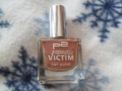 Produktbild zu p2 cosmetics color victim nail polish – Farbe: 870 sparkling surprise