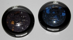 Produktbild zu p2 cosmetics fly me to the moon sparkling eyeshadow – Farbe: 020 jupiter & 030 neptun (LE)
