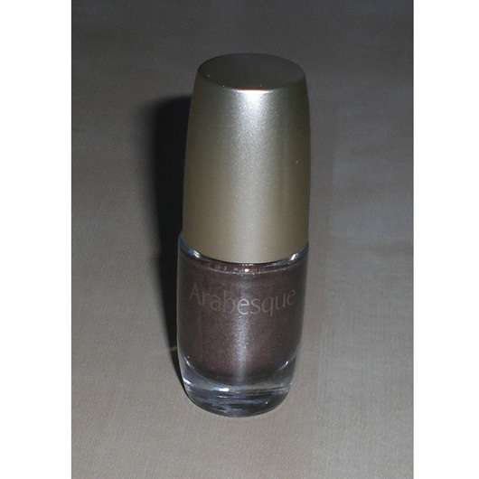 Arabesque Nagellack, Farbe: 38 Gala Braun