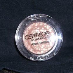 Produktbild zu Catrice Pure Chrome Eyeshadow – Farbe: C04 Artfully Lustrous (spectaculART LE)