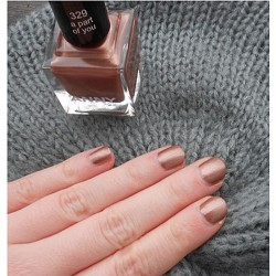 Produktbild zu ANNY Cosmetics Nagellack – Farbe: 329 a part of you (LE)