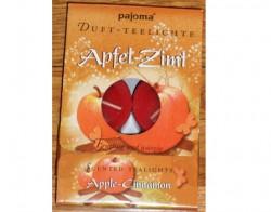 Produktbild zu pajoma Duft-Teelichte Apfel-Zimt