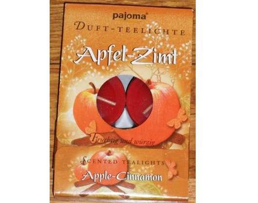 pajoma Duft-Teelichte Apfel-Zimt