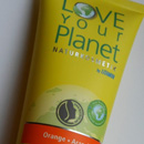 Love Your Planet Naturkosmetik by Litamin Orange Duschgel
