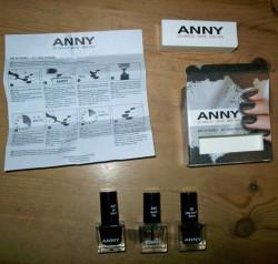 Produktbild zu ANNY Cosmetics Art Of Pearls N.Y. High Fashion Mini-Set – Farbe: 345 Jet Black