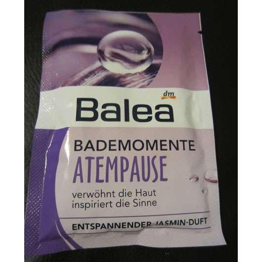"Balea Bademomente ""Atempause"""