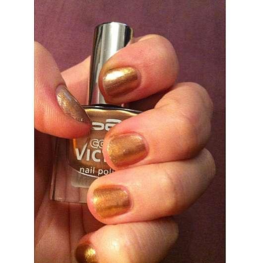 p2 color victim nail polish, Farbe: 870 sparkling surprise