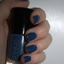 Catrice Ultimate Nail Lacquer, Farbe: 350 Hip Queens Wear Blue Jeans