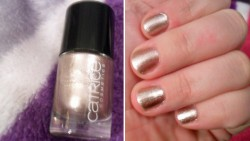 Produktbild zu Catrice Ultimate NATURAL Nail Lacquer – Farbe: C03 Makes Me Smile (NEONaturals LE)
