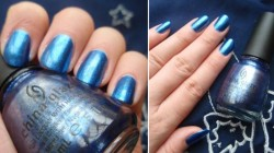 Produktbild zu China Glaze Nail Lacquer With Hardeners – Farbe: 1119 Blue Bells Ring (LE)