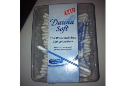 Dauna Soft 300 Wattestäbchen
