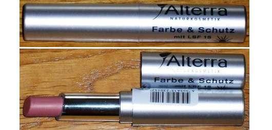 Alterra Farbe & Schutz Lippenstift, Farbe: 05 Nude