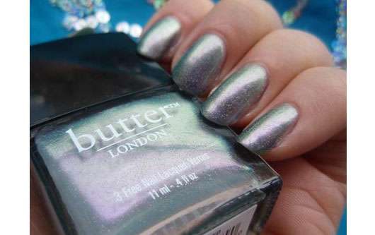 <strong>butter LONDON</strong> 3 Free Nail Lacquer-Vernis - Farbe: Knackered (LE)