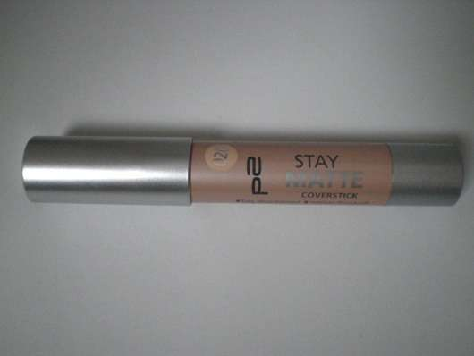 p2 stay matte coverstick, Farbe: 010 matte shell