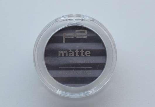 p2 matte dream eyeshadow, Farbe: 030 grey style