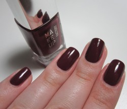 Produktbild zu Make up Factory Nail Color – Farbe: 468