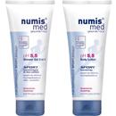numis® med Sport pH 5,5 Showergel 2 in 1 und Body Lotion