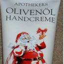 Apothekers Olivenöl Handcreme