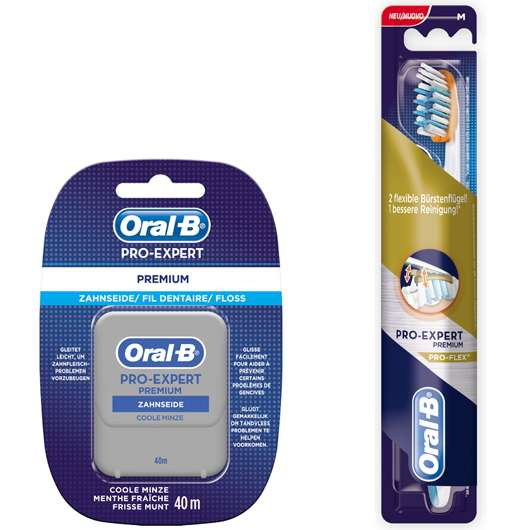 Die neuen Oral-B Pro-Expert Premium Produkte