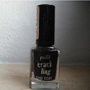 p2 crackling top coat, Farbe: 010 black explosion