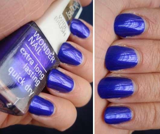 IsaDora Wonder Nail Nagellack, Farbe: 732 Papagayo Blue
