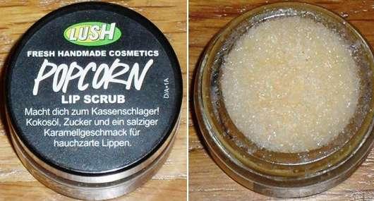 LUSH Popcorn Lip Scrub (LE)