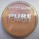 Maybelline Pure Powder Matte Finish, Farbe: 38 golden beige