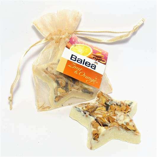"Balea Badestern ""Orange & Zimt"" (LE)"