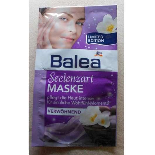 "Balea Seelenzart Maske ""Verwöhnend"" (LE)"