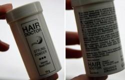 Produktbild zu HAIR DOCTOR Styling Powder