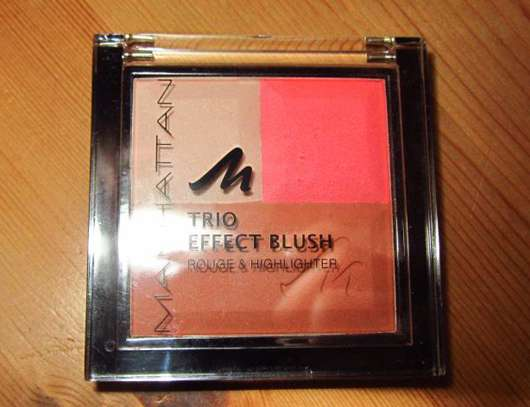 Manhattan Trio Effect Blush, Farbe: Cherry Cocktail