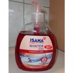 Produktbild zu ISANA Winterseife Kaminzauber (LE)